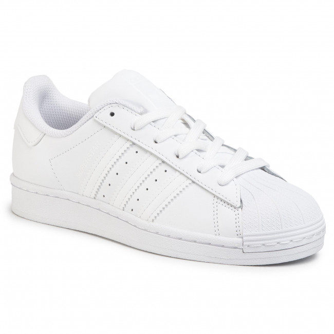 Topánky adidas - Superstar J EF5399  Ftwwht/Ftwwht/Ftwwht