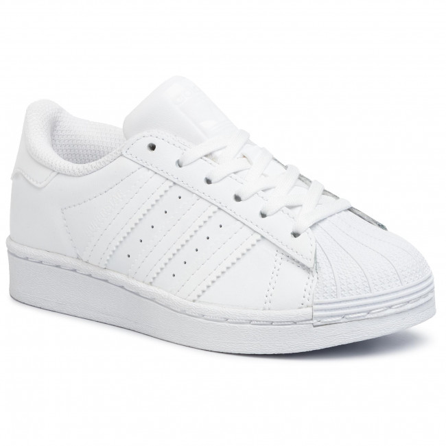 Topánky adidas - Superstar C EF5395 Ftwwht/Ftwwht/Ftwwht