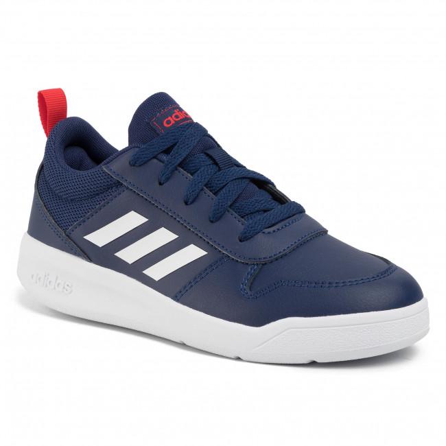 Topánky adidas - Tensaur K EF1087 Dkblue/Ftwwht/Actred