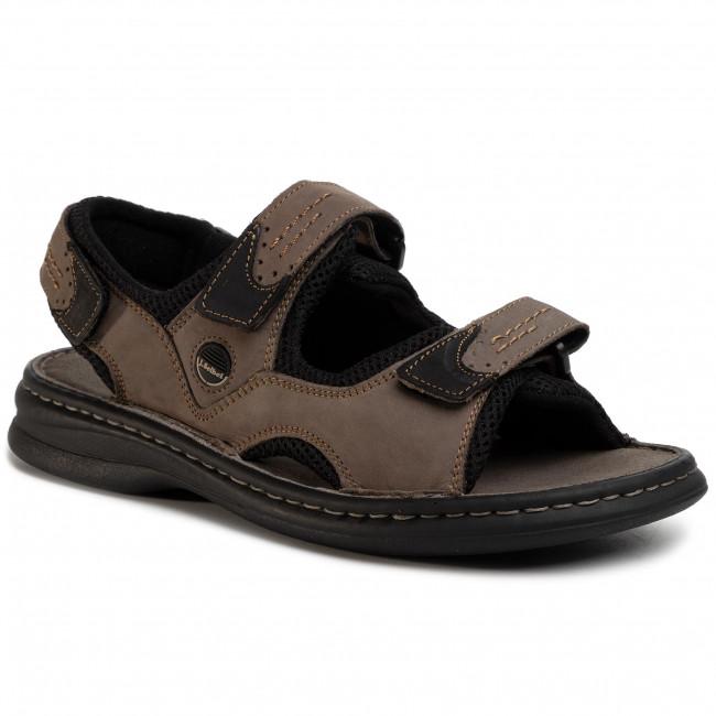 Sandále JOSEF SEIBEL - Franklyn 10236 751 781 Asphalt/Kombi