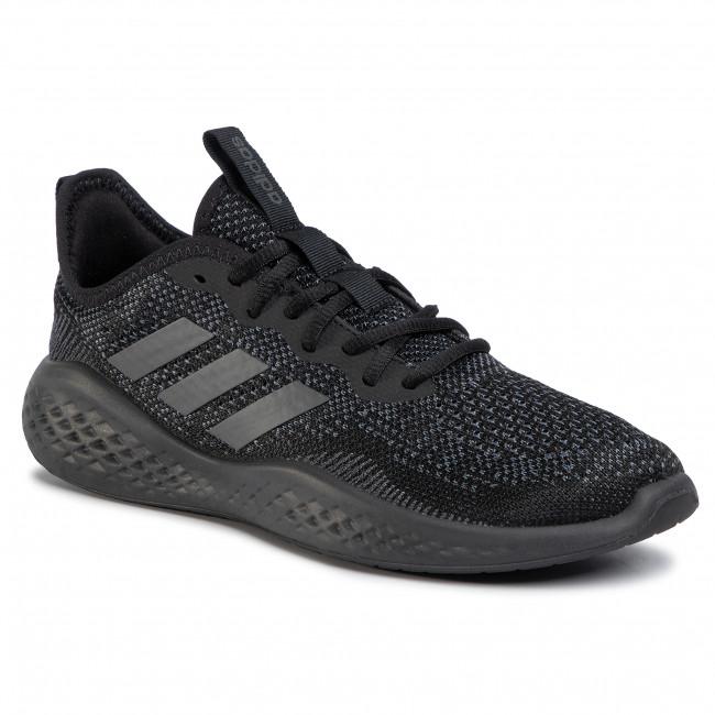 Topánky adidas - Fluidflow EG3666  Cblack/Gresix/Onix