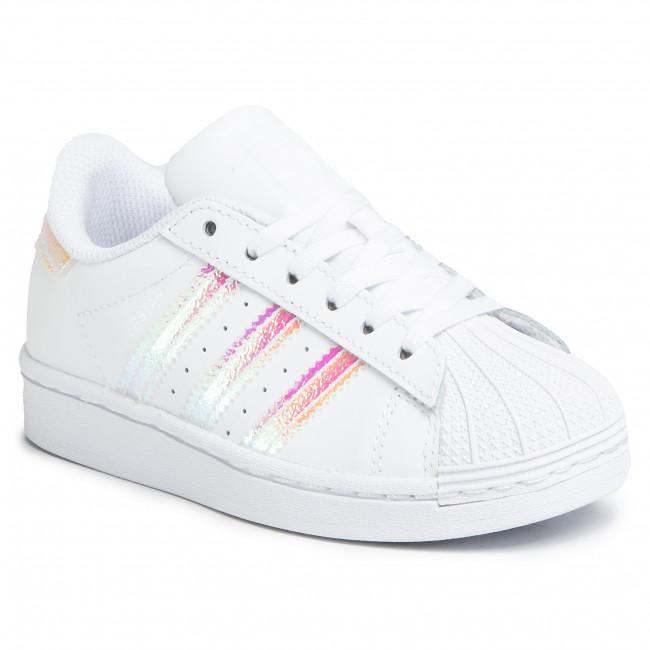 Topánky adidas - Superstar C FV3147 Ftwwht/Ftwwht/Ftwwht