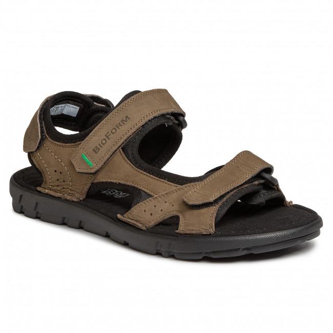 Sandále NIK - 06-0352-02-8-18-03 Zelená