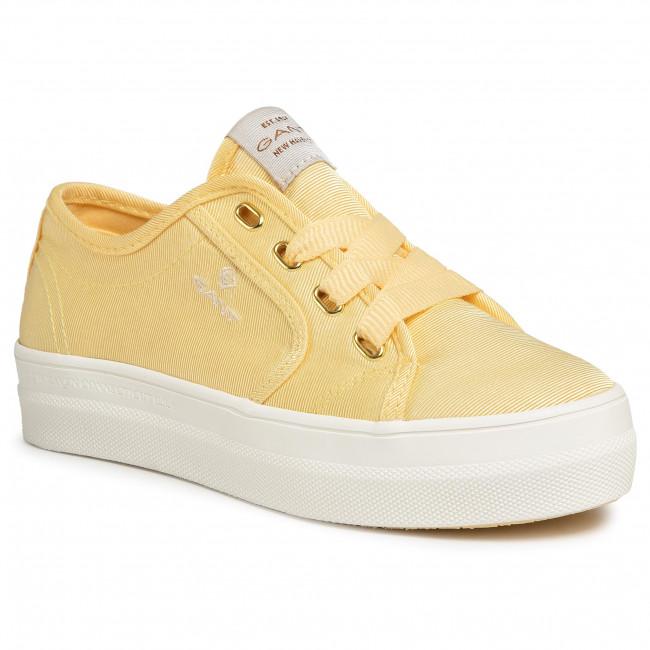 Tenisky GANT - Leisha 20539441 Light Yellow G301
