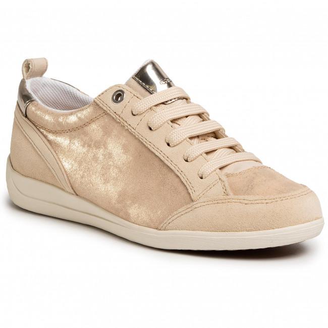 Sneakersy GEOX - D Myria A D0268A 07722 C5004 Sand