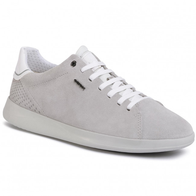 Sneakersy GEOX - U Kennet B U026FB 00022 C1010 Lt Grey