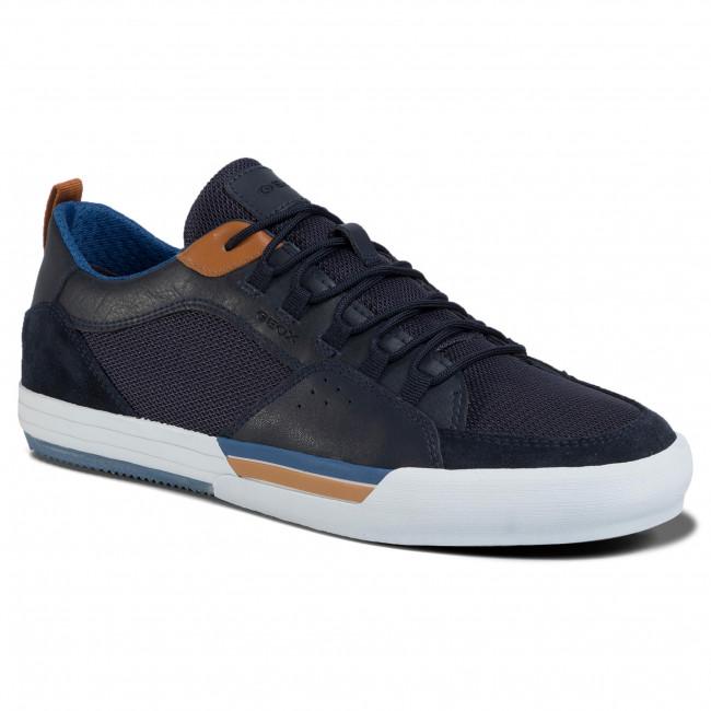 Sneakersy GEOX - U Kaven B U026MB 02214 C4002 Navy