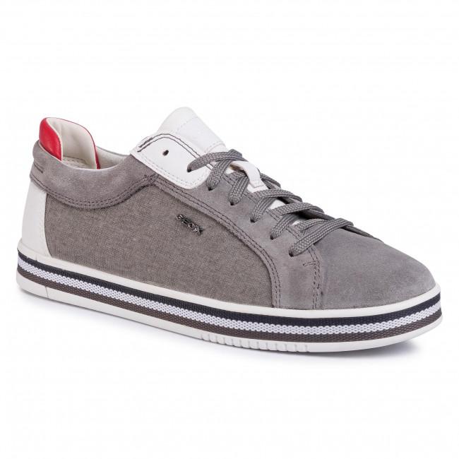 Sneakersy GEOX - U Eolo A U028RA 022NB C1006 Grey