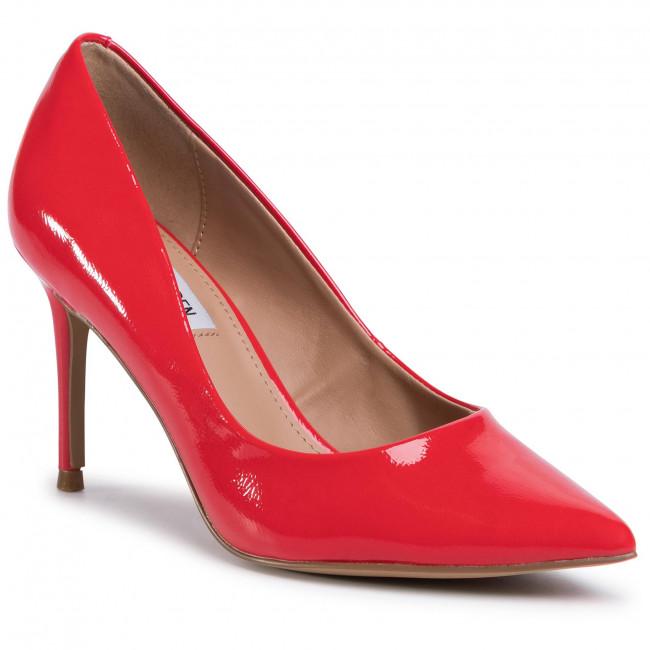 Lodičky STEVE MADDEN - Lillie SM11000480-02002-608 Red Patent