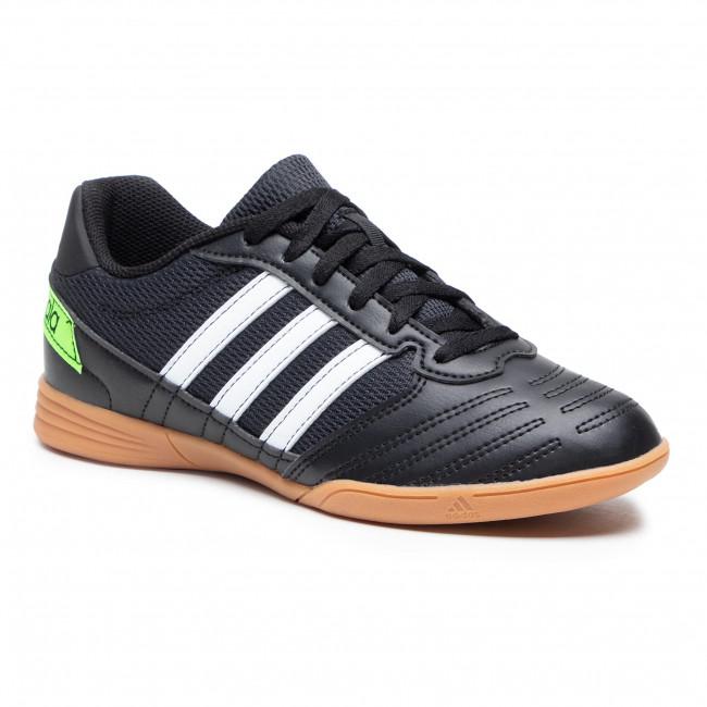 Topánky adidas - Super Sala J FV5457 Cblack/Ftwwht/Sgreen