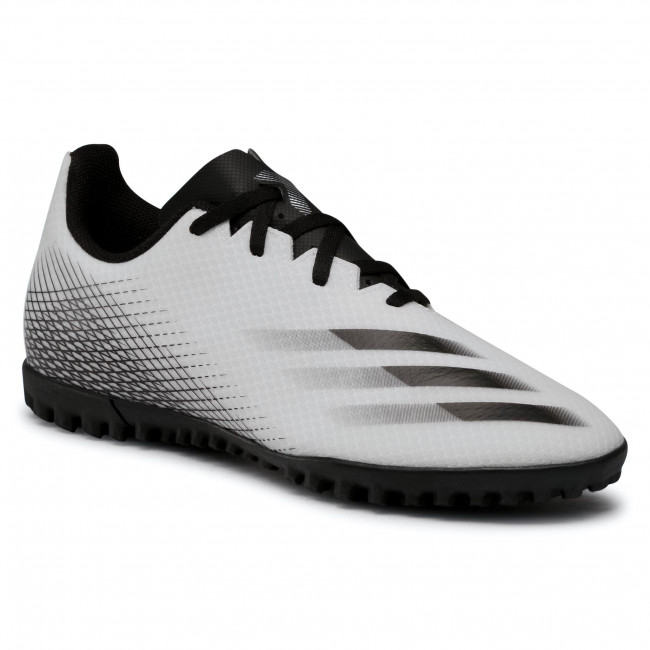 Topánky adidas - X Ghosted.4 FxG FW6789 Ftwwht/Cblack/Silvmt