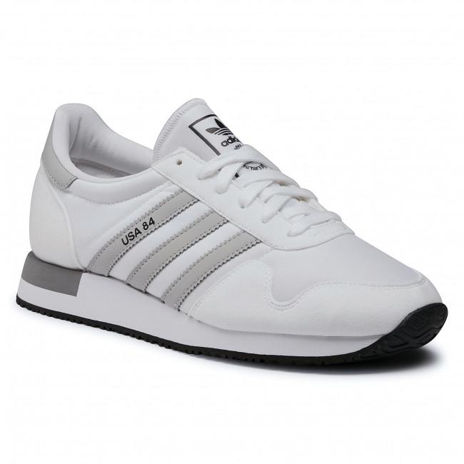 Topánky adidas - Usa 84 FV2049 Ftwwht/Ftwwht/Grethr