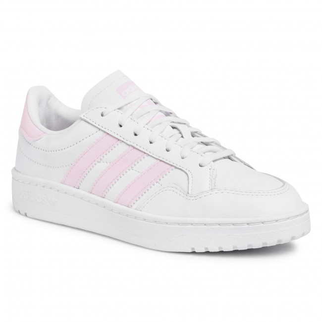 Topánky adidas - Team Court W FW5071 Ftwwht/Clpink/Clpink