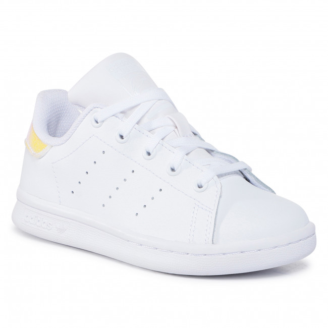 Topánky adidas - Stan Smith C FU6674  Ftwwht/Ftwwht/Cblack
