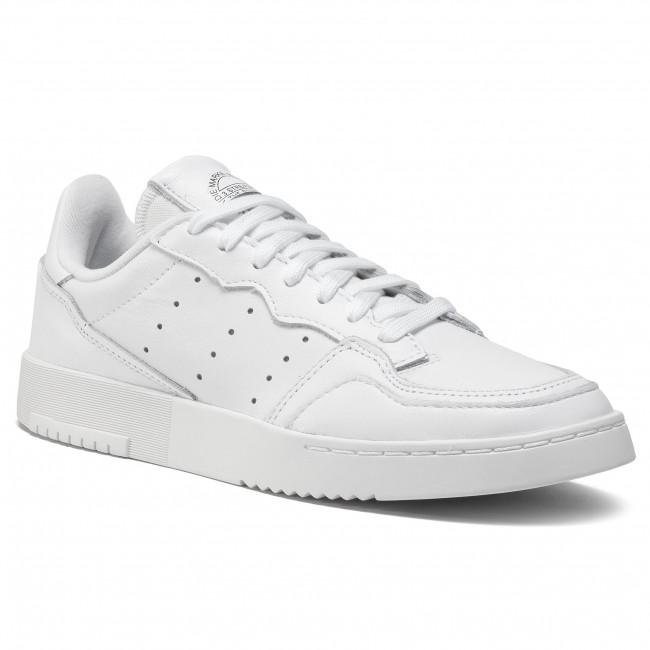 Topánky adidas - Supercourt EE6037 Ftwwht/Ftwwht/Cblack