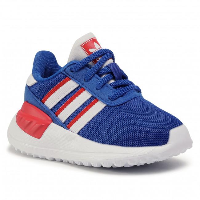 Topánky adidas - La Trainer Lite El I FW0588 Royblu/Ftwwht/Scarle