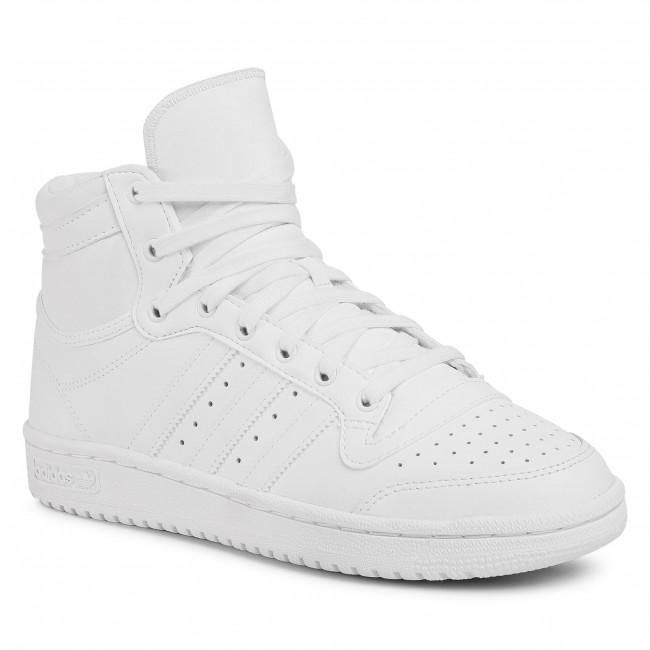 Topánky adidas - Top Ten J FW4997 Ftwwht/Ftwwht/Ftwwht