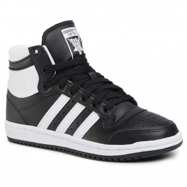 Topánky adidas - Top Ten J FW4998 Cblack/Ftwwht/Cblack