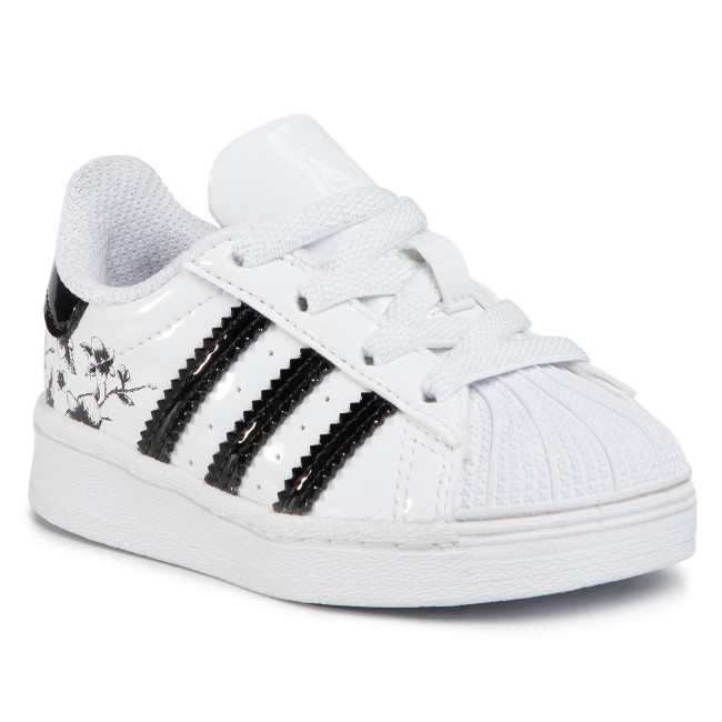 Topánky adidas - Superstar El I FW0774  Ftwwht/Cblack/Cblack