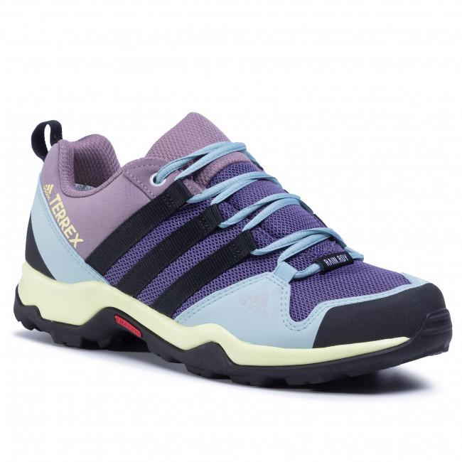 Topánky adidas - Terrex Ax2r R.Rdy K EF2263 Farebná Fialová