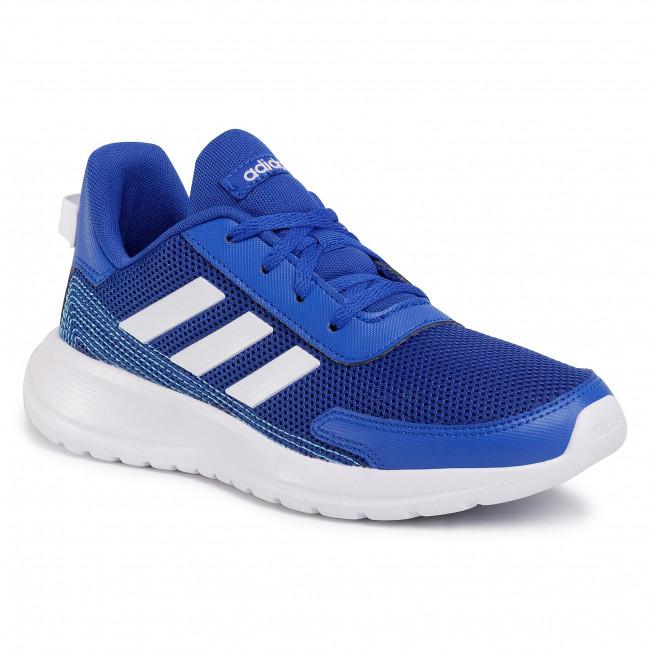 Topánky adidas - Tensaur Run K EG4125 Royal Blue/Cloud White/Bright Cyan