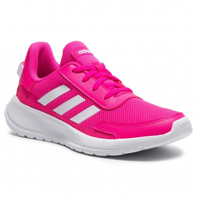 Topánky adidas - Tensaur Run K EG4126  Shopnk/Ftwwht/Lgrani 1