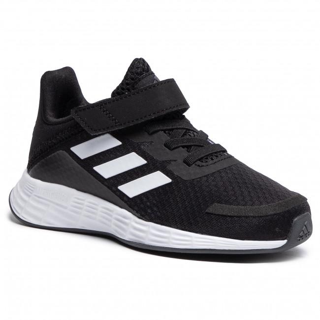 Topánky adidas - Duramo Sl C FX7314  Core Black/Cloud White/Grey Six