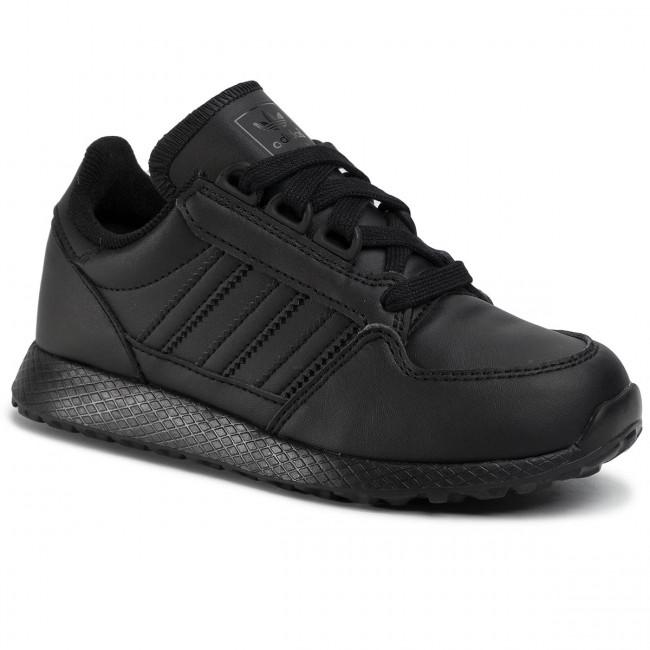 Topánky adidas - Forest Grove C EG8961 Cblack/Cblack/Cblack