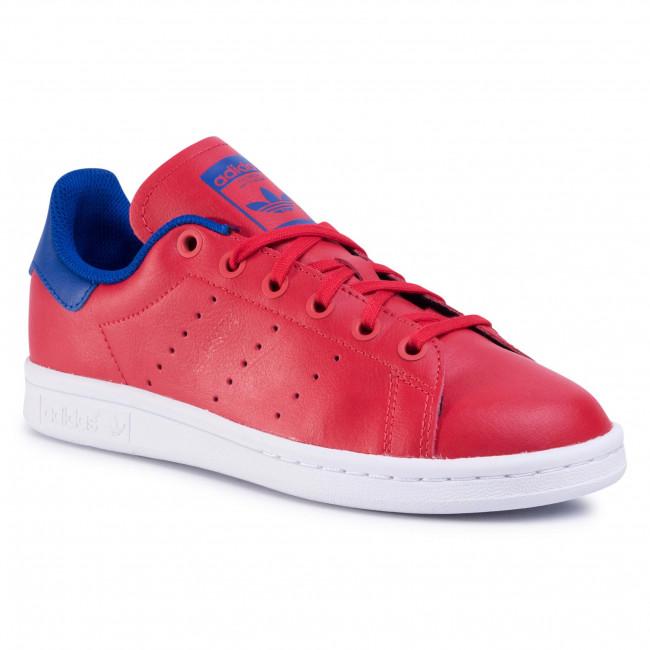 Topánky adidas - Stan Smith J FV3611  Scarle/Scarle/Croyal