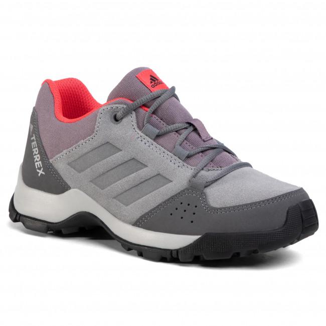 Topánky adidas - Terrex Hyperhiker Low Lea EF2537 Grethr/Grethr/Shored