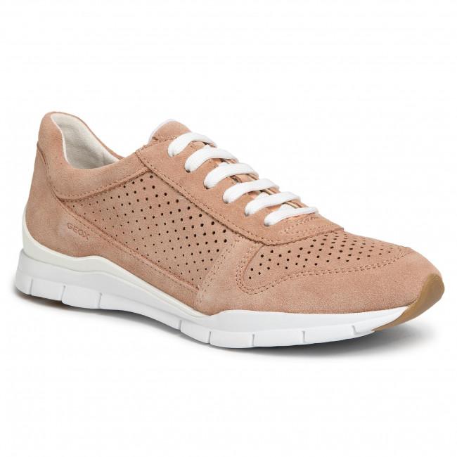 Sneakersy GEOX - D Sukie B D02F2B 00022 C8191 Dk Skin