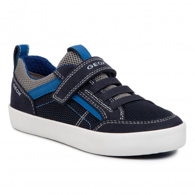 Sneakersy GEOX - J Kilwi B. E J02A7E 014AF C4226 S Navy/Royal