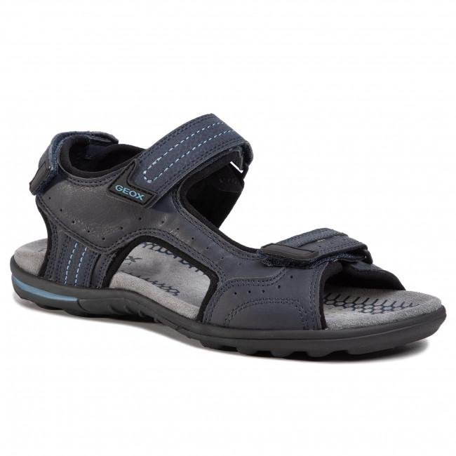 Sandále GEOX - U Tevere A U029CA 0BC50 C4002 Navy