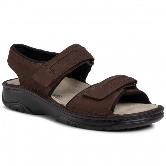 Sandále BERKEMANN - Fabian 05802 Mokka 437