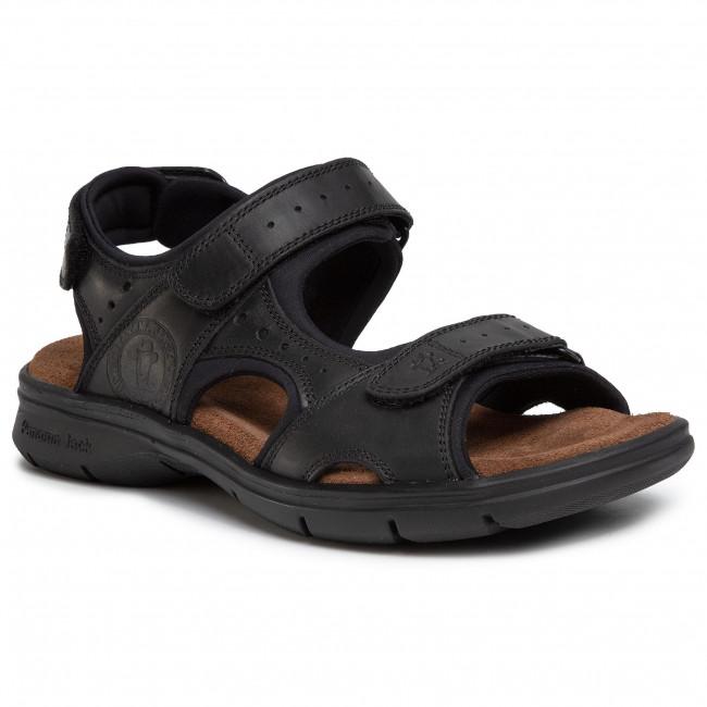 Sandále PANAMA JACK - Salton Basics C2 Black