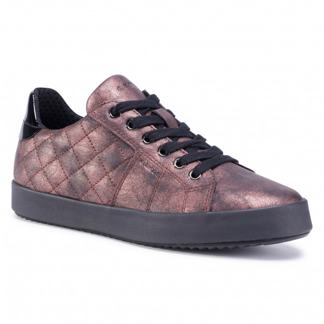 Sneakersy GEOX - D Blomiee A D046HA 000PV C7011 Wine