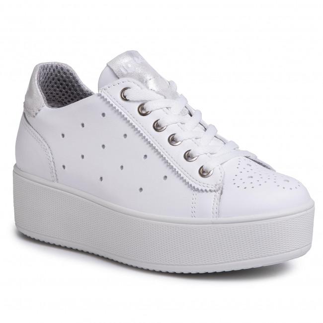 Sneakersy IGI&CO - 5158544 Bianco