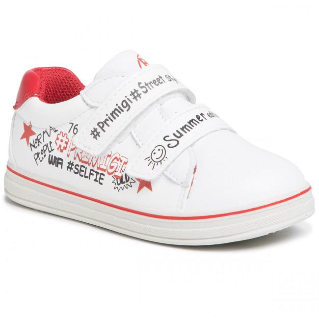 Sneakersy PRIMIGI - 5358722 M Bianco