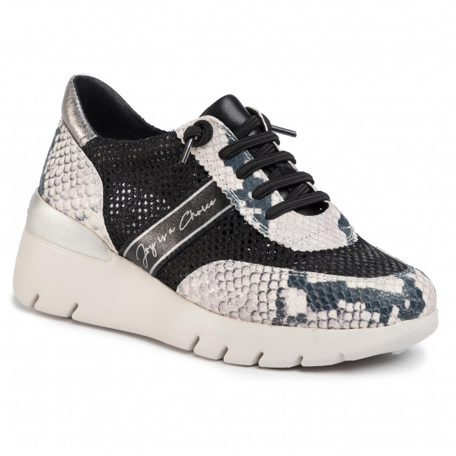 Sneakersy HISPANITAS - Ruth-V20 HV00132 Plomo