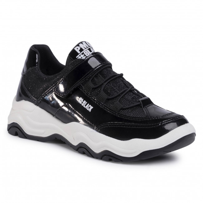 Sneakersy PRIMIGI 5381311 S Nero