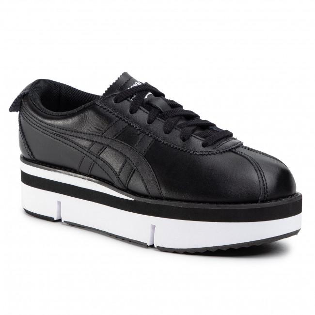 Sneakersy ONITSUKA TIGER - Pokkuri Sneaker Pf  1182A088  Black/Black 001