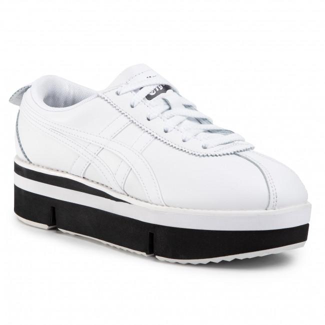 Sneakersy ONITSUKA TIGER - Pokkuri Sneaker Pf 1182A088 White/White 102