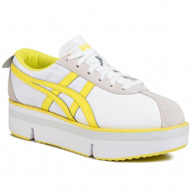 Sneakersy ONITSUKA TIGER - Pokkuri Sneaker Pf 1182A127 White/Sour Yuzu 105