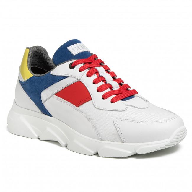 Sneakersy GOE - FF1N3004 White Multi