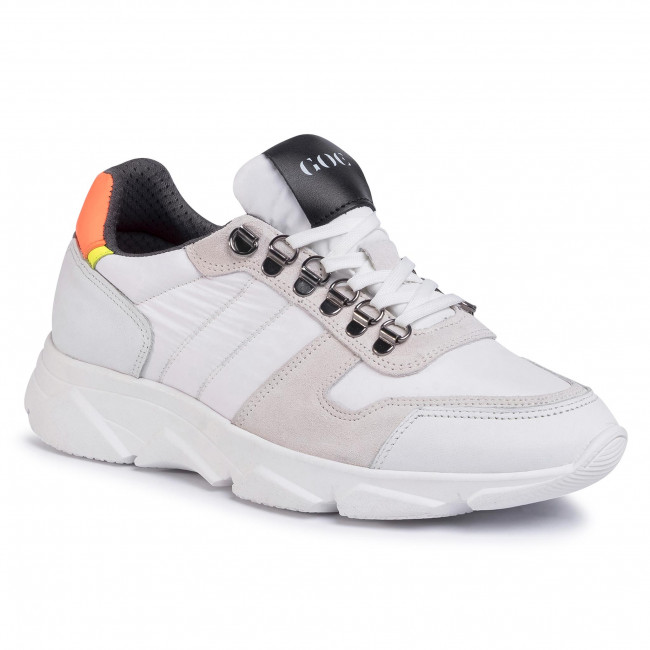 Sneakersy GOE - FF1N3019 White