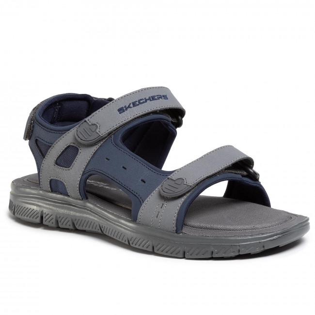 Sandále SKECHERS - Upwell 51874/NVCC  Nvy/Chrcl