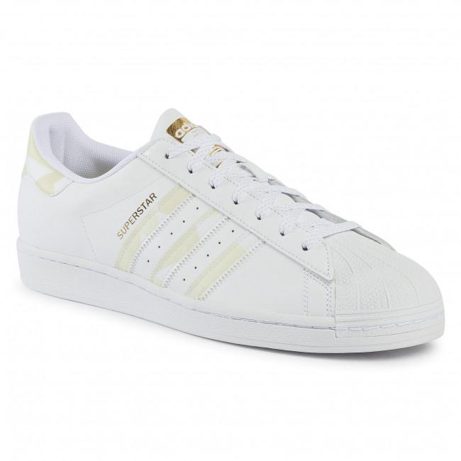 Topánky adidas - Superstar FX9088 Ftwwht/Cblack/Goldmt
