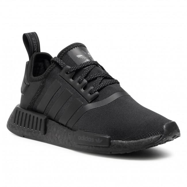 Topánky adidas - Nmd_R1 J FX8777 Core Black/Core Black/Grey Six