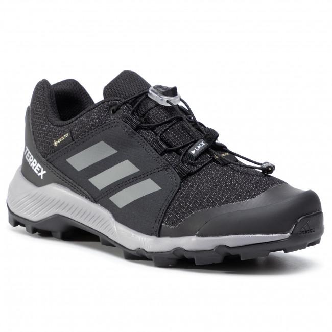 Topánky adidas - Terrex Gtx K GORE-TEX FU7268 Core Black/Grey Three/Core Black