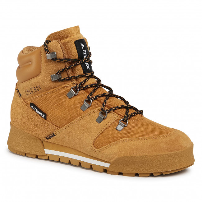 Topánky adidas - Terrex Snowpitch C.Rdy FV7960  Camel